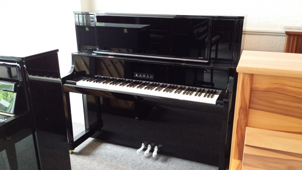Kawai's flagship upright piano has arrived in Edinburgh!